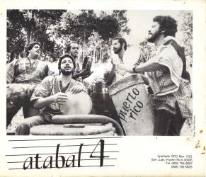 Atabal 4  1980