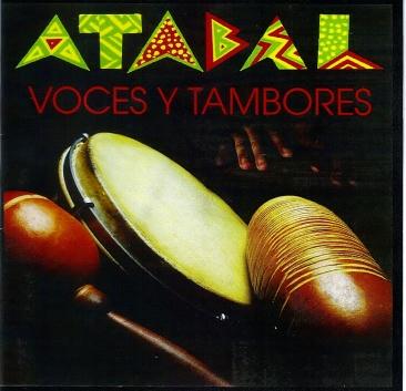 Caratula Voces y Tambores